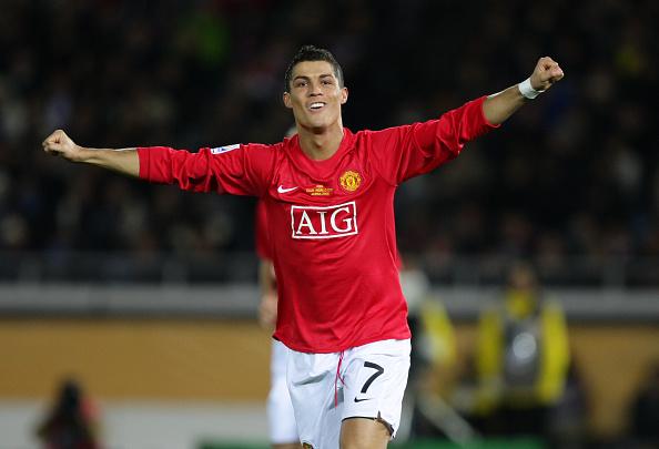 Cristiano Ronaldo นักเตะดาวรุ่งยอดเยี่ยม PFA
